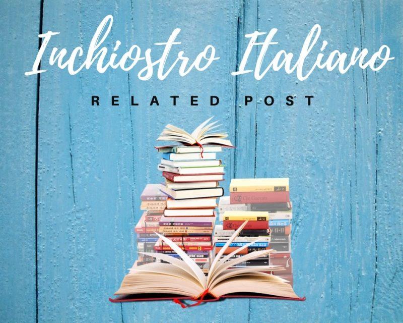 Recensioni di libri scritti da autori italiani ogni domenica alle ore 15.00