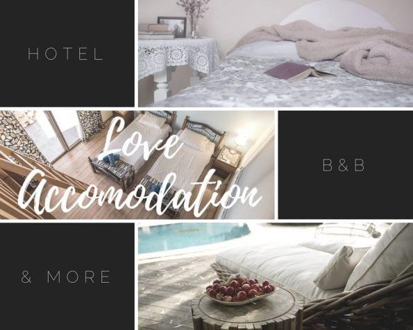consigli e recensioni di alloggio dalla travel blogger italiana Tiffany Miller