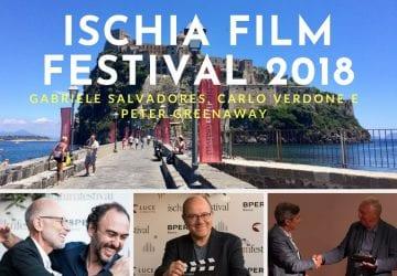ospiti Ischia Film Festival 2018