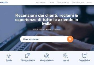 portale per reclami e recensioni aziende italiane