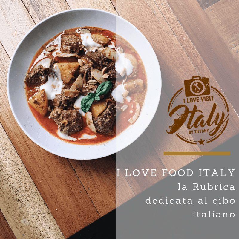 cibo e ricette made in Italy