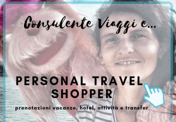 consulente viaggi blogger