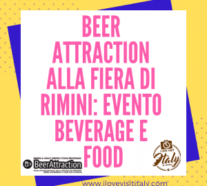 dove si trova beer attraction