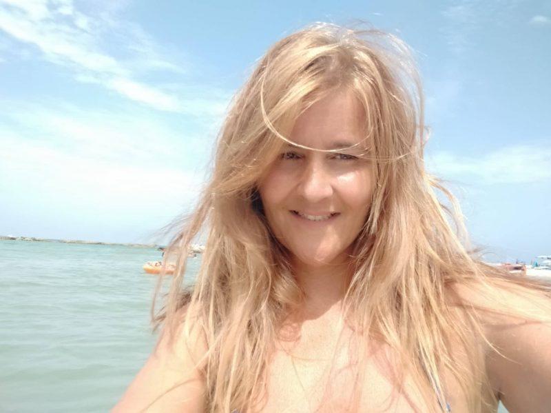 Francesca Bernardi oggi