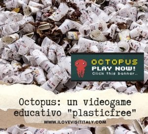 "Octopus: un videogame educativo ""plasticfree"""
