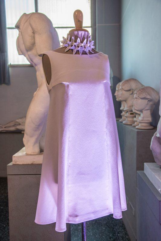 le petite robe blanche associazione Koefia