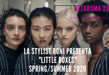 altaroma 2020 stylist Roni