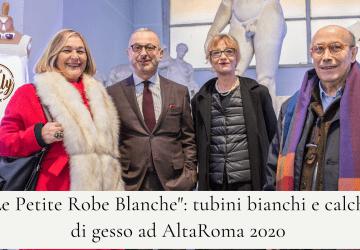 msotra le petite robe blanche altaroma 2020