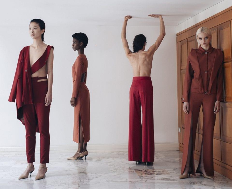 collezione Roni ad Altaroma 2020