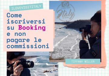 come iscriversi su booking