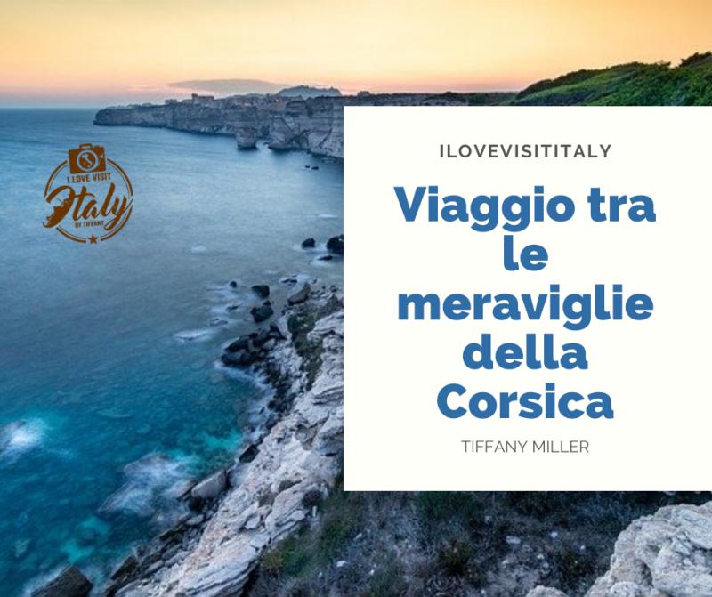 travel blog corsica