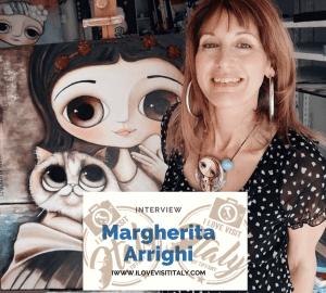intervista blog Margherita Arrighi per ilovevisititaly