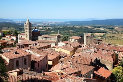 Borghi medievali più belli da vedere in Maremma 2